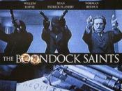 symbolism boondock saints