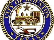 Official seal of City of Houston