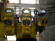 Bolands Mill - Controls