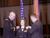 Surgeon General Promotion and Swearing-In Ceremony