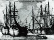 Dutch fluyts of the seventeenth Century