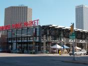 English: Milwaukee, Wisconsin The Milwaukee Public Market