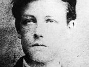Français : Arthur Rimbaud (1854-1891) en 1872. Photographie conservée à la Bnf.