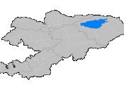 Raions of Kyrgyzstan