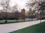 The University of Melbourne is Victoria's oldest university.
