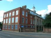 English: Rochester Library and Adult Learning Centre
