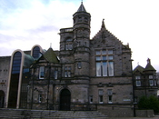 English: Kirkcaldy Sheriff Court, Whytescauseway, Kirkcaldy, Fife, Scotland
