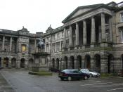 Since the adjournment of the Parliament of Scotland in 1707, the Court of Session has been housed in Parliament House.