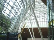 Kuala Lumpur International Airport (Malaysia) — Satellite Terminal