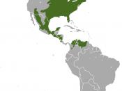 English: Eastern Cottontail (Sylvilagus floridanus) range