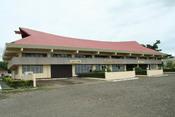 English: Exterior of Marinduque Airport in Barangay Masiga, Gasan, Marinduque, Philippines. Tagalog: Labas ng Paliparan ng Marinduque sa Barangay Masiga, Gasan, Marinduque, Pilipinas.