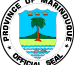 Provincial seal of Marinduque, Philippines.
