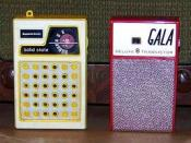My Favorites! Silvertone, SuperiorSonic, Gala, and Nobility Radios