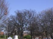 Nathan Bedford Forrest Park in Memphis, Tennessee
