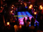 LED luminous floor