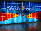 English: COEX Mall