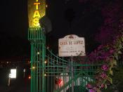 CHL# 60 Casa De Lopez