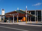 Tiger Airways Australia terminal at Melbourne Airport