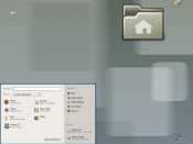 A SLED 10.1 Based setup, showing the Novell gnome-slab menu. This image was created by Jbarker uk 21:21, 21 November 2006 (UTC)