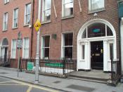 Conradh na Gaeilge (Gaelic League), Dublin