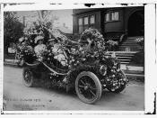 Annual flower fete, Portland, Oregon  (LOC)