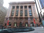 English: building located at Martin Place, .