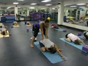 'The Warrior Pose': Army considers yoga to treat Soldiers' pain - FMWRC - US Army - 100903