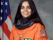 , American astronaut who died during the failed re-entry of Space Shuttle Columbia.