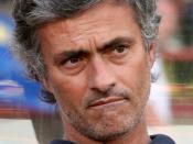 de: Jose Mourinho, Fußballtrainer - Inter Mailand en: Jose Mourinho, Football-Manager - F.C. Internazionale Milano