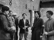 Members of the French resistance group Maquis in La Tresorerie, 14 September 1944, Boulogne