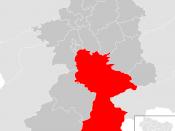 Deutsch: Bezirk Scheibbs