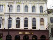 Roebuck, Hampstead, NW3