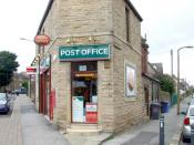 Crookes Post Office, Crookes - geograph.org.uk - 1166418