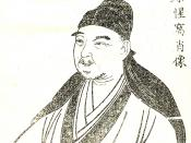Fujiwara Seika (藤原 惺窩) was a Japanese philosopher, and a leading neo-Confucian of the early Edo Period.