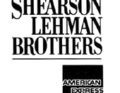 Shearson Lehman/American Express Logo