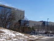 English: The former Marion Labs in Kansas City in Feburary 2009