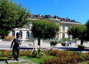 Français : Suisse, canton de Vaud, Vevey, Alimentarium, Fondation de la Maison Nestlé, ouvert en juin 1985. Ce musée a pour but de cerner les problèmes liés à l'alimentation d'hier et d'aujourd'hui. Nombreuses expositions temporaires.