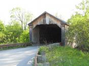 Sanderson Covered Bridge - Vermont