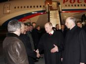 English: Arrival in Sofia. Русский: Прибытие в Софию.