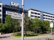 Headquarter SAP AG, Germany Русский: Главный офис. Вальдорф, Германия