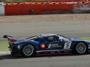 Matech Competition Ford GT Driven by Romain Grosjean and Thomas Mutch