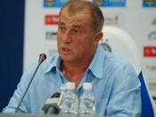 English: Fatih Terim