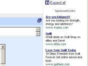 guilt, google style