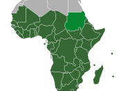 Definition of Sub-Saharan Africa, according to the United Nations institutions