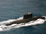 Iran has 3 Russian-built Kilo class submarines patrolling the Persian Gulf. Iran is also producing its own submarines.