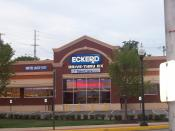 English: A pic of an Eckerd location in Rochester, PA I took myself on August 4th, 2007, to display the