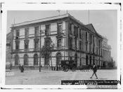 [Palacio de Justicia del Ramo Penal, Mexico City]  (LOC)