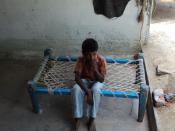 rural areas in Tamil Nadu, India. தமிழ்: தமிழகக் கிராமங்களின் காட்சி