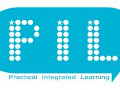 English: Original logo of Practical Integrated Learning