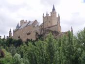 Español: Alcázar de Segovia (España).